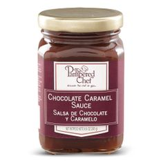caramel and enticing chocolate is incredible drizzled over ice cream ...