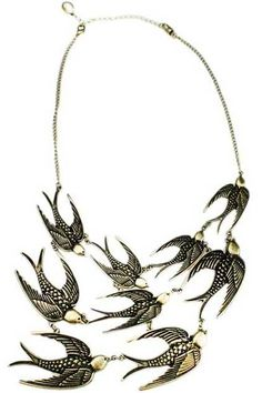 Fly Bird Pendant Necklace  http://udobuy.com/goods-10594.html#