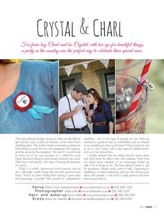 Ideas have a very exciting special addition —-> wedding ideas !) I love taking photo's…but seeing it as a pr… Ideas Magazine, Farm Boys, Life Is Beautiful, We The People, Vows, Photo S, Wedding Ideas, My Love, Celebrities