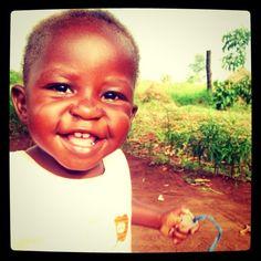 Her name is Faith. (Uganda)