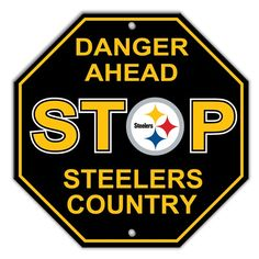 Pittsburgh is Steelers Country!