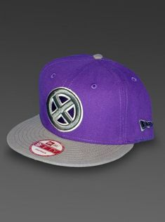 X-Men Purple New Era 9Fifty Snapback Adjustable Cap bf240d9896b7