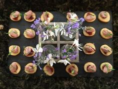 Canapes http://www.gooseandberry.co.uk/menu/canapes #canapés #parfait #plum #seasonal #local #delicious #perfect #caterers #bestofbritish #events #London #Buckinghamshire #Marlow #corporate #wedding