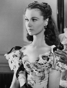 gatabella — Vivien Leigh, Gone With the Wind, 1939