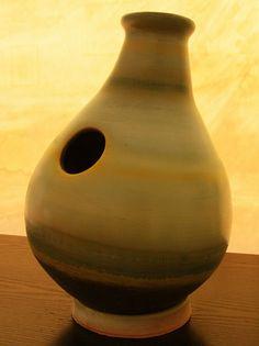udu drum (earthware) finished