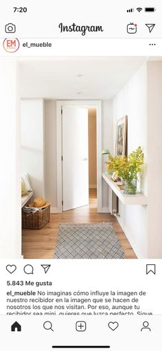 Detalhes do Céu Apartment Checklist, Interior Styling, Interior Design, Small Room Bedroom, House Entrance, Cozy Place, Porch Decorating, Kitchen Remodel, Tall Cabinet Storage