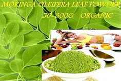 ORGANIC MORINGA OLEIFERA LEAF POWDER100% OGANIC HERB  PURE AND NATURAL 50-300g - http://health-beauty.goshoppins.com/dietary-supplements-nutrition/organic-moringa-oleifera-leaf-powder100-oganic-herb-pure-and-natural-50-300g/
