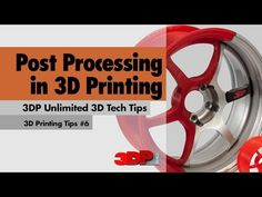How to Finish a 3D Printed Part to Look Like a Production Part - YouTube
