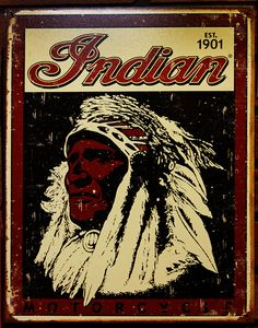 Indian Motorcycles Advertisement | Flickr - Photo Sharing!