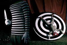 27 Scary Circus Clown Photos