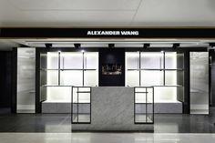 alexander wang's fashion showcase in hong kong by christian lahoude