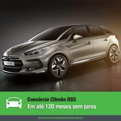 Estilo é a palavra que melhor define o Citroën DS5, que ainda é referência em conforto, acabamento e tecnologia. Que tal comprar o seu por meio do consórcio? Acesse nossa matéria e saiba tudo sobre o modelo: https://www.consorciodeautomoveis.com.br/noticias/citroen-ds5-2014-em-ate-120-meses-sem-juros-pelo-consorcio?idcampanha=206&utm_source=Pinterest&utm_medium=Perfil&utm_campaign=redessociais