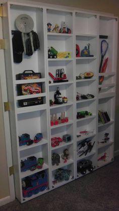 Bi-Folding Doors Magic Shelves. Folding Doors, Custom Woodworking, Closets, Shoe Rack, Shelving, Magic, Inspiration, Furniture, Home