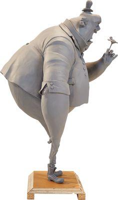 The Boxtrolls Mr. Trout Maquette (LAIKA, 2014).... Animation   Lot #94219   Heritage Auctions