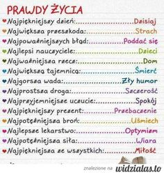 prawdy życia Something To Remember, Coping Skills, Life Motivation, Good Advice, Sad Quotes, Better Life, Motto, Cool Words, Just In Case