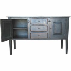 Black buffet / sideboard