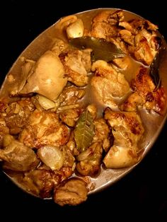 Filipino Chicken Adobo (Classic & Crockpot Recipe Versions) – Melanie Cooks Chicken Adobo Crockpot, Chicken Adobo Filipino, Bacon Recipes, Side Recipes, Vegetarian Recipes, Chicken Recipes, Healthy Recipes, Slow Cooker Recipes, Crockpot Recipes