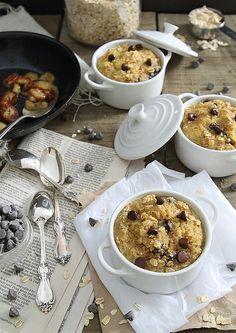 Caramelized Banana and Chocolate Chip Breakfast Bake by Runningtothekitchen, via Flickr