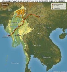 China's Interest in Myanmar's Race Politics