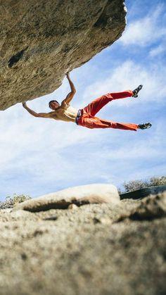 German climber Alex Megos