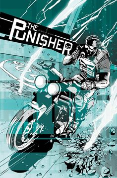 THE PUNISHER #1 & 2 NATHAN EDMONDSON (W) MITCHELL THOMAS GERADS (A/C) Variant Cover by Salvador Larroca