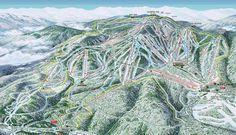 Killington, VT    My favorite mountain to ski.