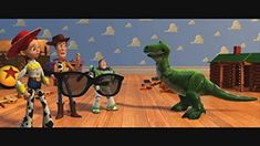 With Tom Hanks, Tim Allen, Don Rickles, Jim Varney. A cowboy doll is profoundly threatened and jealous when a new spaceman figure supplants him as top toy in a boy's room. Toy Story Kostüm, Toy Story 1995, Jim Varney, Toy Story Costumes, Costumes Kids, Halloween Costumes, John Ratzenberger, Wallace Shawn, Annie Potts
