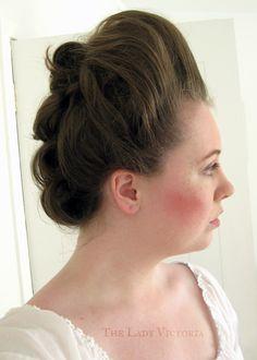 Die 149 Besten Bilder Von Frisuren Classy Hairstyles Historical