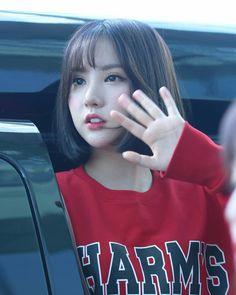 Kpop Girl Groups, Korean Girl Groups, Kpop Girls, Ulzzang Korean Girl, Ulzzang Couple, Korean Model, Korean Singer, Korean Short Hair, Buddy Love