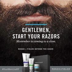 Gifts from Rodan+Fields for every Guy on your list! Up to 30% off!