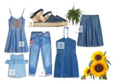 Esprit Denim by missaurica on Polyvore featuring Mode