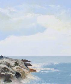 "Saatchi Art Artist Allen Bunker; Painting, ""No Time Like The Present"" #art"