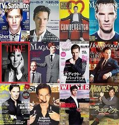 Benedict's Cover shots