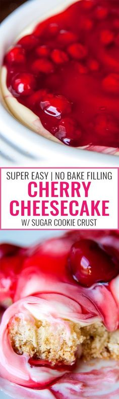 This easy cherry che