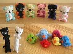 cutecrocs.com crochet animals (17) #crocheting