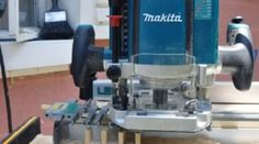 Makita RP2301FC 3-1/4 HP Plunge Router Kit Review Wood Router Reviews, Best Wood Router, Plunge Router, Makita, Espresso Machine, Home And Garden, Espresso Coffee Machine, Coffee Maker