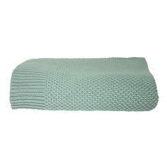 plaid-maille-vert-de-gris-lab-couettes-et-oreillers-design-pour