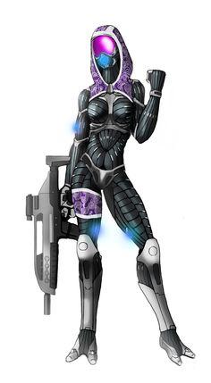 Tali's nanosuit by spaceMAXmarine on DeviantArt Mass Effect Funny, Mass Effect Games, Female Character Design, Character Design Inspiration, Character Art, Tali Mass Effect, Warframe Art, Sea Of Stars, Mass Effect Universe