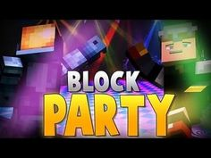 Танец с блоками - Minecraft Block party (Mini-Game)