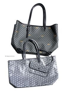 37ce2332fb7 PurseBop learned a lot about Fauré Le Page Bags on her last trip to Paris.  Read about how this monogram bag maker just might be Goyard s biggest rival!