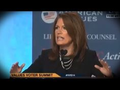 Michele Bachmann (R-WI) declares Christian Jihad on all Muslims - http://www.juancole.com/2014/09/bachmann-declares-christian.html