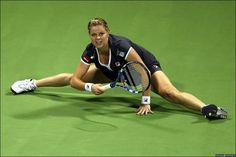 Fan favourite Kim Clijsters will likely start the bookie's favourite. Tennis Rules, Sport Tennis, Play Tennis, Kim Clijsters, Tennis Serve, Tennis Legends, Sport Hall, Australian Open, Sports Figures