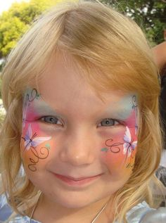 Butterfly Face-paint | MB