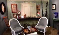 Andrew Spindler Antiques - This shop offers a unique variety of high quality antique furniture, art, and decor from the 16th through 20th centuries. Each piece in the collection is carefully chosen based on the belief that beauty comes in many forms. #Traditional #Classic #Vintage #Antiques