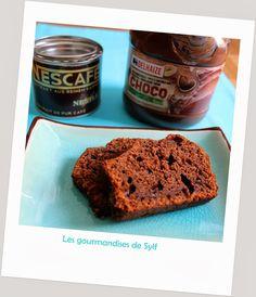 Cake choco (sans huile de palme Delhaize) café