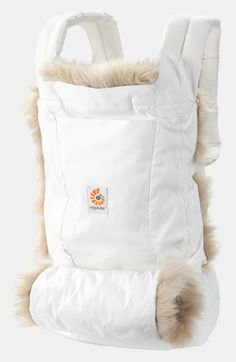 Gorgeous! ERGObaby 'Stowaway - Winter Edition' Baby Carrier