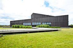 open ad - zane tetere / jaunsilinu house, mārupe latvia