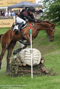Bramham Horse Trials 2015