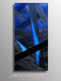 BLUE INCENCE Lepolsk Matuszewski ©2013 100 x 50 cm http://www.lixow.com/matuszewski_lepolsk