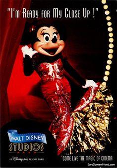 2002 Walt Disney Studios Promotional Postcard